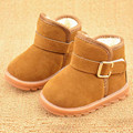 2017 New Solid Baby Booties Baby Winter Shoes Moccasins Bebek Ayakkabi Bottem D'hiver Pour Bebe Fille Infant Outfits Booties