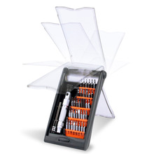 JAKEMY JM-8151 38 in 1 Portable Hardware Hand Tools Set Precision Screwdriver Set Multifunction Tablet PC Phone Repair Tool Kit