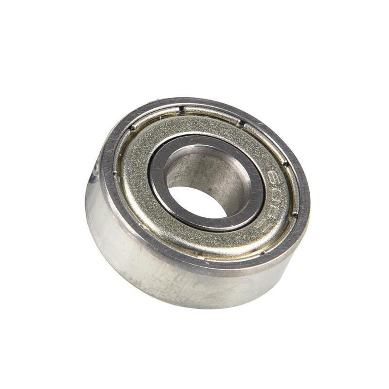 1Pcs Miniature Gcr15 Steel Single Row 608ZZ ABEC-5 Deep Groove Ball Bearing 8*22*7mm 608 ZZ 2Z