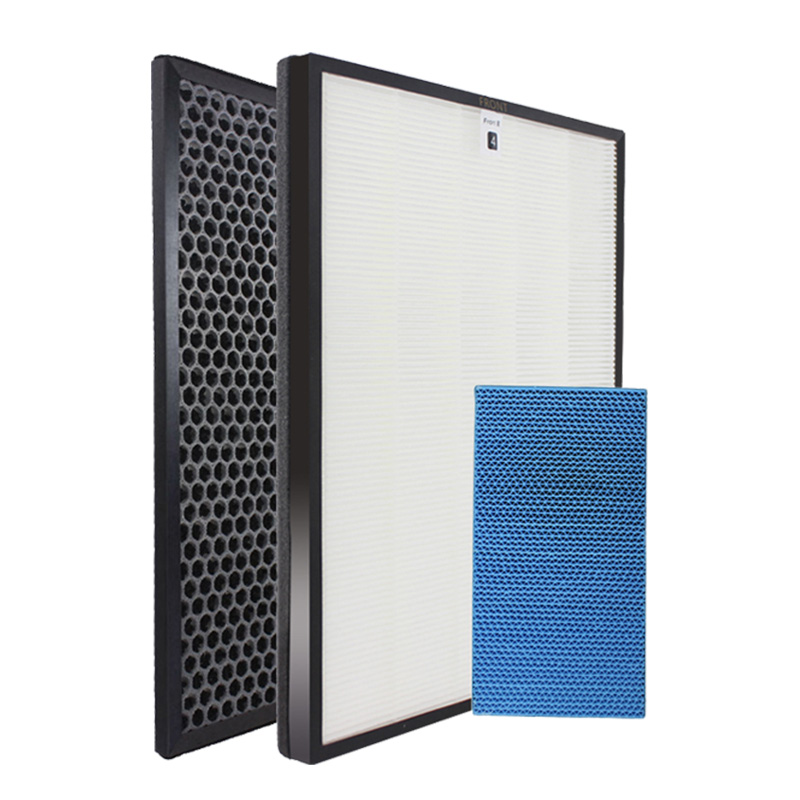 Adgar Fit the PHILPS air purifier ac4084 filter filter set containing air humidification net