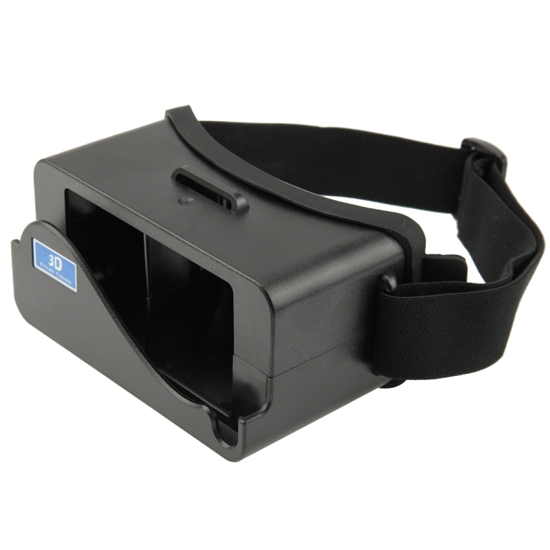 cardboard virtual reality vr 3d glasses  for movies games for iphone 5 5s 5c