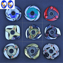 A Toy A Dream Fidget Cube Spinner Toys Rotary Tri-spinner Naruto Shuriken Dragon Blade Sword in Hand with Bearing Rotating Darts