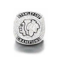 2015 Chicago Blackhawks Stanley Cup Hockey Championship Ring