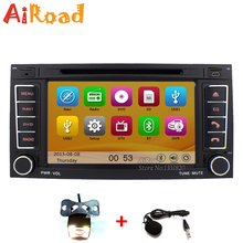 HD 1080P Car Stereo for VW Volkswagen Touareg Transporter Multivan T5 GPS Navigation Multimedia System DVD Player 10 Bands EQ