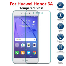 Tempered Glass Huawei Honor 6A Screen Protector 9H Phone Pro