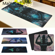 Купить с кэшбэком Computer Speed Mouse Pads Japanese Anime Gaming Mouse Pad Rubber Gamer Soft Comfort Mouse Mat