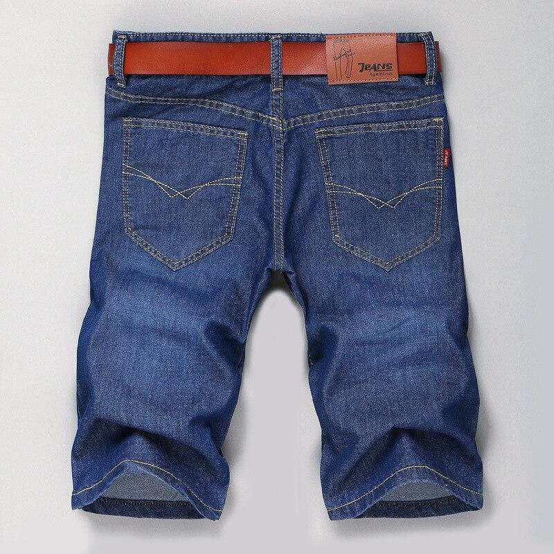 2017 new arrival summer men fashion cool denim shorts men casual ...