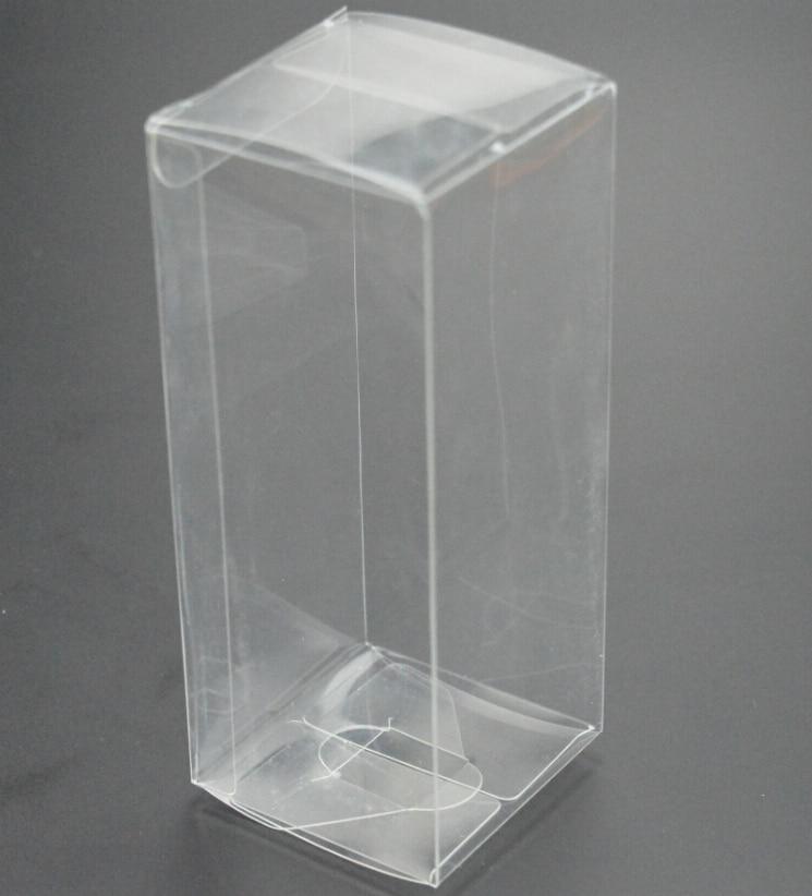 Size 6 6 16cm Pp Plastic Box Small Pvc Boxes Clear