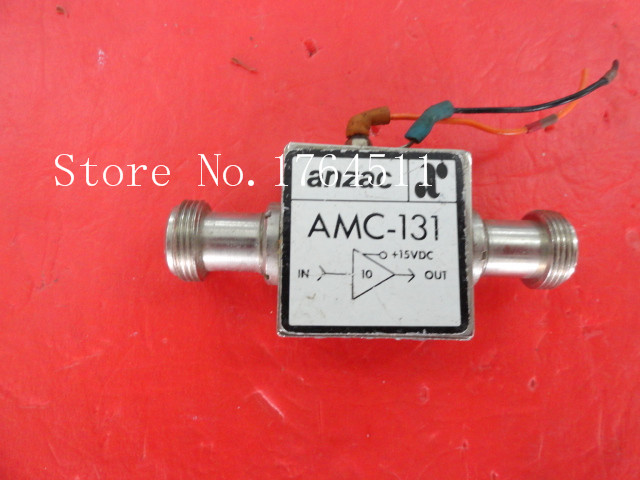 [BELLA] The Supply Of ANZAC Amplifier AMC-131 N Connector 15V