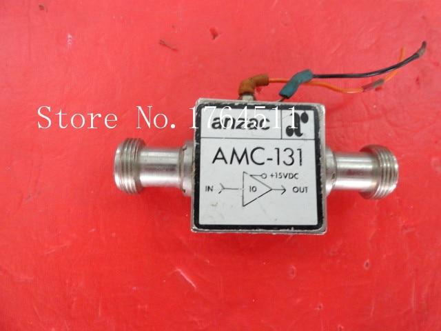 [BELLA] The Supply Of ANZAC Amplifier AMC-131 N Connector 15V