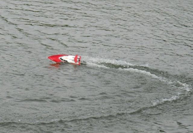 "High quality FT007 2.4G 4CH 20km/h High Speed Radio Control RC Boat Feilun FT007 ""VS"" FT0012 FT009 FT008"