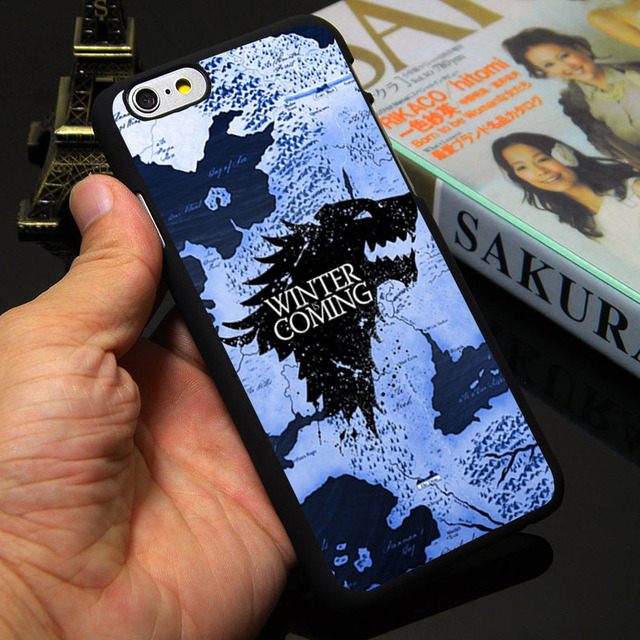 Seven Kingdoms Map Phone Case Iphone
