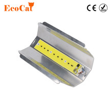 LED Flood Light 20W 30W 50W 80W IP67 Waterproof AC 220V High Power COB Chip High Lumen LED Projector Search Light For Garage War(China)