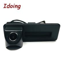 Idoing CCD Car Rear Camera Special camera For Skoda Octavia 2 Car Radio Multimedia DVD Audio Vedio Player