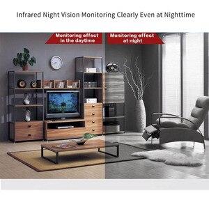 Image 5 - Mini Wifi IP Camera Smart Home Security Cameras CCTV Surveillance wireless network Built in Battery Audio camara de seguridad