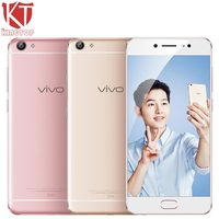 Originele VIVO X7 Mobiele Telefoon 5.2 inch 4 GB RAM 64 GB ROM Snapdragon 652 Octa Core Achter 13MP Front 16MP Android 5.1 4G SmartPhone