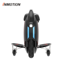 Original INMOTION V5 Electric Unicycle Self Balancing Scooter EUC With Decorative Lamps Monowheel One Wheel Hover Long Board