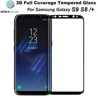 Nillkin 3D CP MAX Anti Explosion HD Tempered Glass Full Coverage Screen Film Protective For Samsung