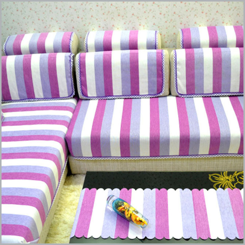 europe sofa cover cotton fabric sofa covers sectional stretch nonslip couch case mat settee cover green