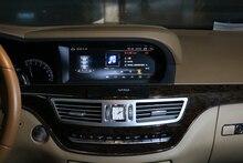 Премиум аудиоустройство навигации автомобиля стерео для Benz S class S600 S500 S450 S430 S420 gps радио android 8,0 мультимедийный плеер
