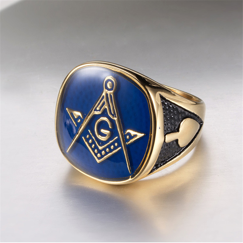 Church Men's Rings  (8)