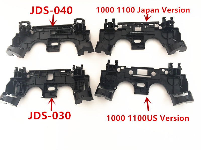 5PCS For Sony Dualshock 4 JDS-040 JDS-030 001 010 Inner Support Internal Frame Stand Of L1 R1 Key Holder For PS4 JDS030 JDS040