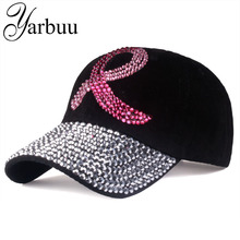 wholesale 2015 fashion spring baseball cap For men women Outdoor sun hat The adjustable cotton hip hop rhinestone Denim