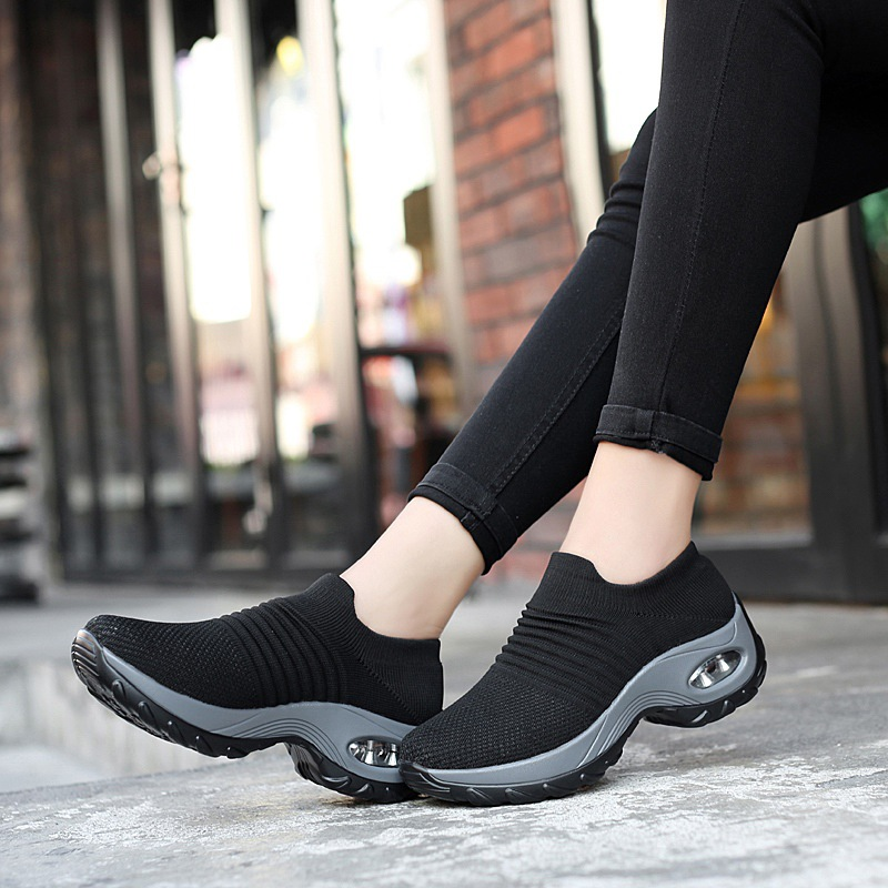 2019 Hot Sale Woman Shoes Shoes Woman Outdoor Casual Leather Suede Brand Fashion Sneakers Non-slip Air Damping Tenis Feminino 2019 Hot Sale Woman Shoes Shoes Woman Outdoor Casual Leather Suede Brand Fashion Sneakers Non-slip Air Damping Tenis Feminino