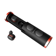 Bluetooth V5.0 Wireless Earphone True Wireless Stereo in-ear Bluetooth Headset A3 TWS Mini Sports Earphone With Charging Box azexi new style true wireless bluetooth earphone mini twins in ear stereo tws with charging box for samsung apple huawei xiaomi