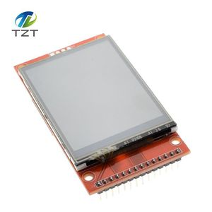 """Image 5 - 2.4"""" 240x320 SPI TFT LCD Serial Port Module+5V/3.3V PBC Adapter Micro SD ILI9341 White LED with touch/No touch for Arduino"""
