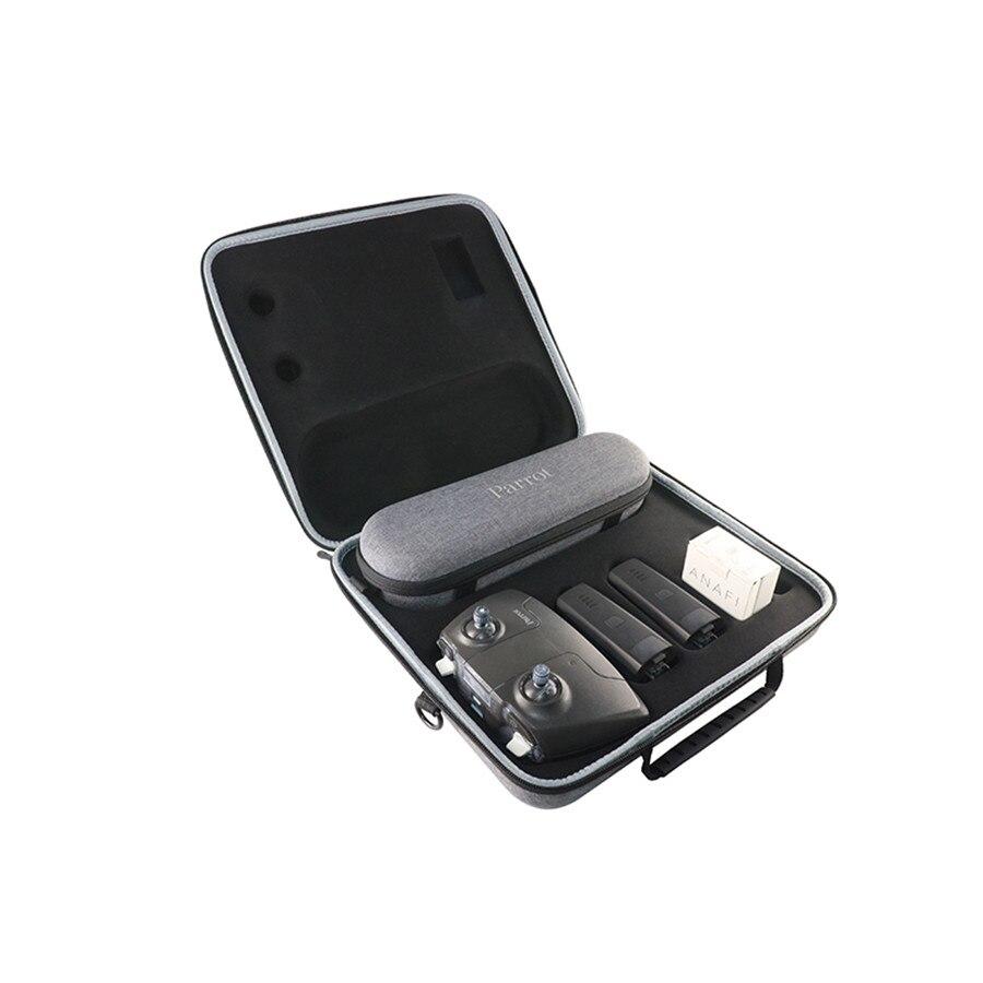 Portable Carry Bag Storage Cover Case for Parrot ANAFI RC FPV Drone Shoulder Bag Handbag Zipper Pouch Drone Accessories-4