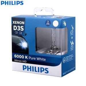 Image 3 - Philips Ultinon HID D3S 42403WXX2 35W 6000K Cool White Light Xenon HID Headlight Car Bulbs Auto Fashion Lamps (Twin Pack)