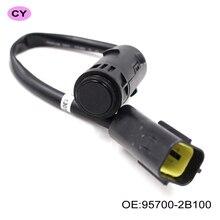 Sistema de Ayuda Aparcamiento Parktronic Sensor de aparcamiento PDC 95700-2B100 957002B100 Para Hyundai Santa Fe Y Kia