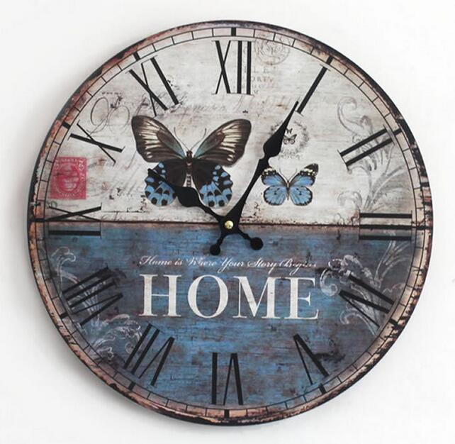 Grandes relojes de pared decorativos compra lotes - Relojes decorativos de pared ...
