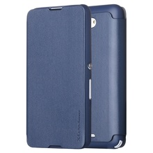 X-LEVEL for Sony Xperia E4 Case Flip Leather Protective Bag Shell Cover with Stand for Sony Xperia E 4 / E4 Dual