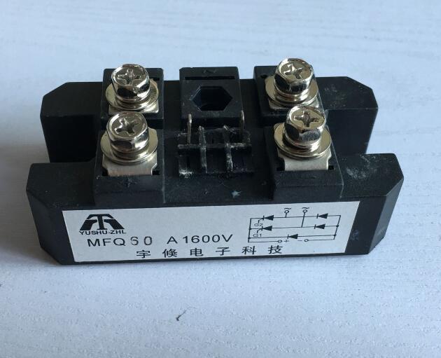 Monofase Silicon Controlled Modulo MFQ60A 1600 V 40*80mmMonofase Silicon Controlled Modulo MFQ60A 1600 V 40*80mm