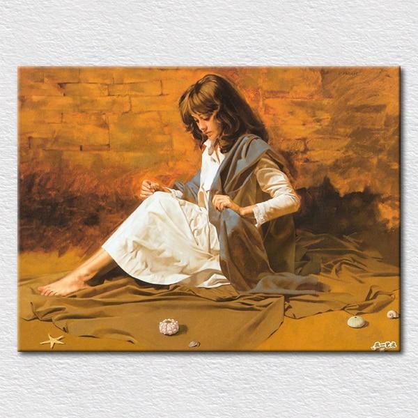 ᐂDecoración de calidad, impresiones de lienzo arte pintura de ...