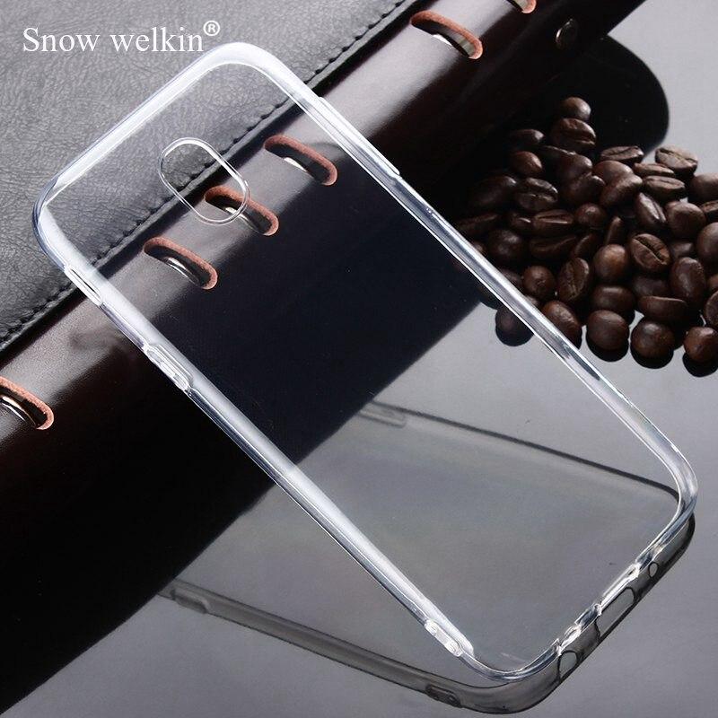Зимние Welkin прозрачный силиконовый Мягкие TPU чехол для телефона Samsung <font><b>Galaxy</b></font> <font><b>J3</b></font> J5 J7 Prime 2015 2016 2017 J330 j530 j730 C7 C8