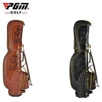 PGM сумка для гольфа большой емкости портативная сумка для гольфа спортивная сумка для мужчин