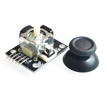 Free Shipping with track 30pcs Higher Quality Dual-axis XY Joystick Module PS2 Joystick Control Lever Sensor For Arduino KY-023