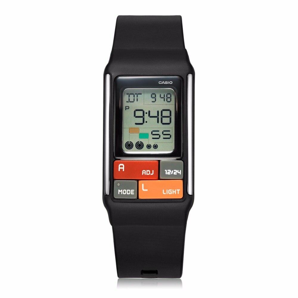 Casio watch digital  Women 2017 Top Brand Luxury Famous Wristwatch Female Clock Quartz Watch Relogio Masculino LDF-51-4A