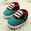 0-1 Year Green Baby Shoes First Walkers Soft Sole Leisure fish infant boys Shoes New born Baby Walker Moccasins sapatos
