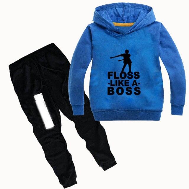 Floss Like A Boss Set 4