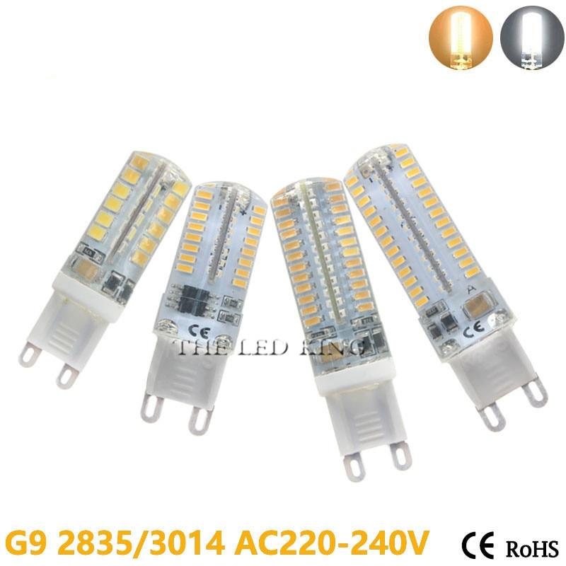 Light Bulbs Led Bulbs & Tubes 1-10x Lowest Price Led Bulb Smd 3014 Led G9 Led Lamp 21w 7w 9w 15w 12w Led Light Dc12v Ac220v 360 Degree Replace Halogen Lamp