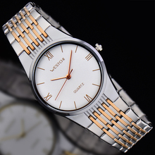 WHESTCHI watches men brand name new luxury watch diamond dial stainlee steel business quartz wristwatch relogio