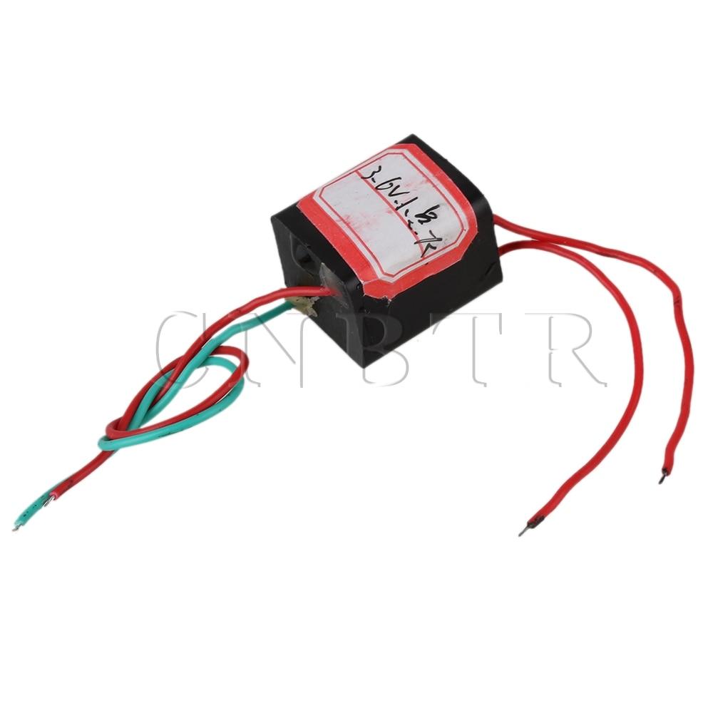 CNBTR DC 3.6V to 20KV Low-liter Boost Step-up Power Module High-Voltage Generator CNBTR nc dc dc dc adjustable voltage regulator module integrated voltage meter 8a voltage stabilized power supply