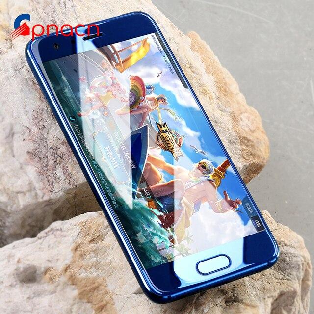Полное покрытие закаленное Стекло для Huawei P10 Lite P10 P9 Lite Plus для Huawei Honor 9 Honor 8 Lite Экран протектор Плёнки