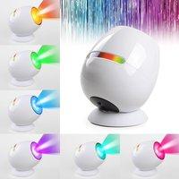 256 צבעים חיים צבע אור LED מנורת אור מצב רוח לUSB פס הגלילה מסך מגע מותג חדש