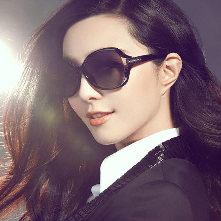 2016 new sunglasses ladies star sunglasses Korean retro large box factory glasses