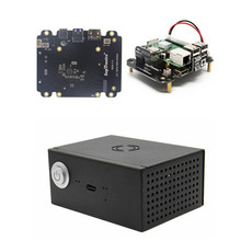 New X820 V3.0 USB 3.0 SATA HDD/SSD Storage Expansion Board + Case For Raspberry Pi 3 B+